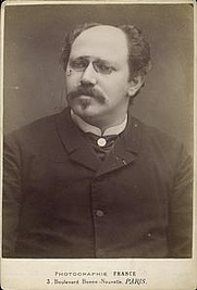 Author photo. Courtesy of the <A HREF=&quot;http://digitalgallery.nypl.org/nypldigital/id?1158353 &quot;> NYPL Digital Library </A> (image use requires permission from the New York Public Library)