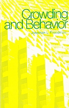 Crowding and behavior by Jonathan L.…
