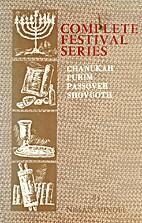 Complete festival series: Chanukah, Purim,…