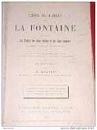 Choix de fables by Jean de La Fontaine