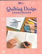 Quilting Design Sourcebook by Dorothy Osler