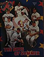 2000 Braves Fan Magazine, Volume 35 Issue 3,…