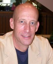 Author photo. John Burlinson, Nov. 18, 2007