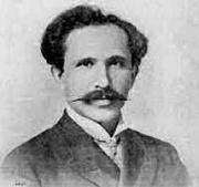 Author photo. Morris Rosenfeld (1862-1923)