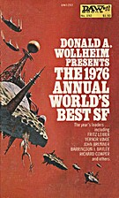 The 1976 Annual World's Best SF by Donald A.…
