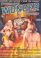 Thrilling Wonder Stories, October 1948 by…
