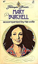 Accompanied by His Wife by Mary Burchell
