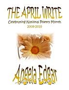 The April Write by Angela Edgar