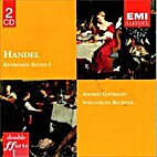Handel: Keyboard Suites I (2 CD) by G. F.…
