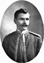 Author photo. Image from <b><i>In Search of El Dorado, a wanderer's experiences</i></b> (1905) by Alexander Macdonald, F.R.G.S