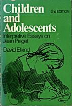 Children and adolescents; interpretive…