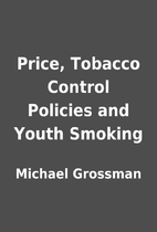 Price, Tobacco Control Policies and Youth…