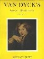 Van Dyck's Antwerp sketchbook by Michael…