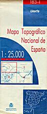 Mapa topográfico nacional de España,…