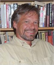 Author photo. VSU Faculty Webpage: Dr. Dirk Philipsen