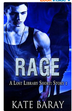 Rage by Kate Baray
