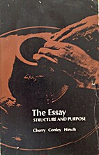The Essay: Structure and purpose by Richard…