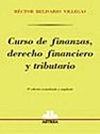 Curso de finanzas, derecho financiero y…