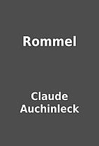 Rommel by Claude Auchinleck