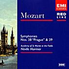 Mozart: Symphonies Nos. 38 Prague & 39…