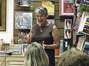 Author photo. Ellie Topp