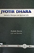 Edith Stein : Life and doctrine