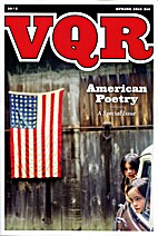 VQR Volume 88 Number 2 by Ted Genoways