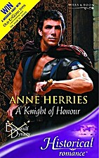 A Knight of Honour by Anne Herries