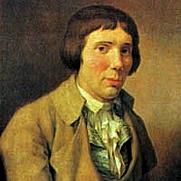 Author photo. Portrait by Friedrich Rehberg (1758-1835)