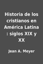 Historia de los cristianos en América…