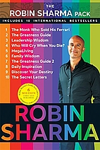 The Robin Sharma Pack by Robin Sharma