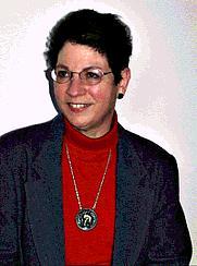 Author photo. Linda Grant De Pauw