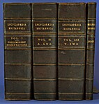 The Encyclopaedia Britannica, 8th ed…