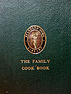 The Family Cook Book; Standard Home Library…