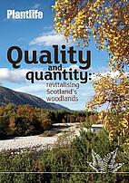 Quality and Quantity : Revitalising…