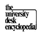 University Desk Encyclopedia: 2 by Sequoia