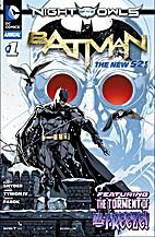 Batman: Night of the Owls Annual #1 by Scott…