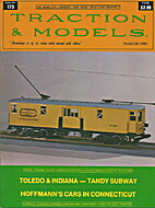 Traction and Models, Run No. 173 by Vane A.…