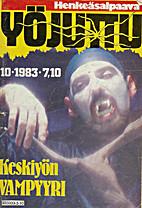 Yöjuttu 1983 10 : keskiyön vampyyri