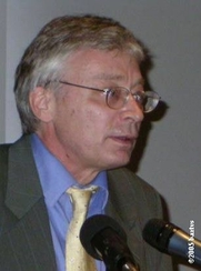 Author photo. Hans-Hermann Hoppe (1949-)