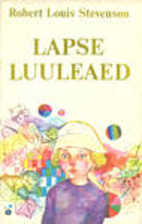 Lapse luuleaed by Robert Louis Stevenson