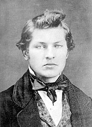 Author photo. Credit of photo of James A. Garfield in 1858 <a href=&quot;http://www.ohiohistorycentral.org&quot; rel=&quot;nofollow&quot; target=&quot;_top&quot;>http://www.ohiohistorycentral.org</a>