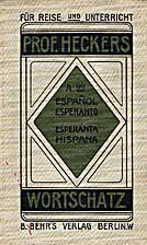 Vocabulario Sistemático Español-Esperanto…