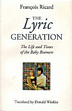The lyric generation: The life and times of…