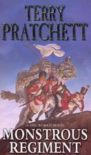 Monstrous Regiment (Discworld Novels) by…