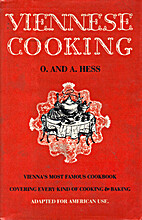Viennese cooking by Olga Hess