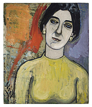 Author photo. by Alice Neel, at <a href=&quot;http://arttattler.com/swedenstockholm.html&quot; rel=&quot;nofollow&quot; target=&quot;_top&quot;>Arttattler.com</a>