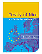 Treaty of Nice and Seville Declarations 2002…