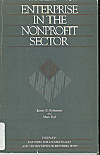 Enterprise in the Nonprofit Sector by James…