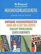Huishoudklassiekers by Emile Bode